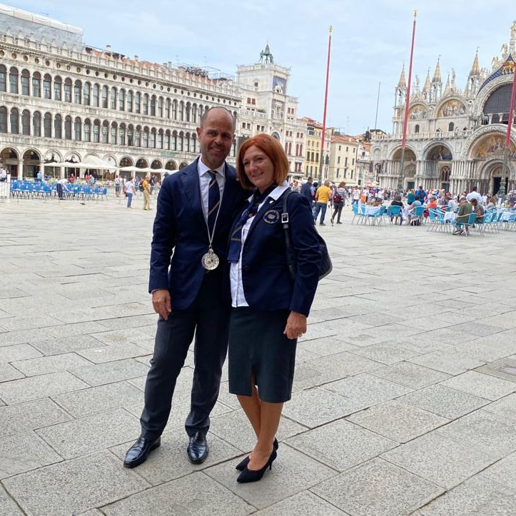 Sommelier a San Marco